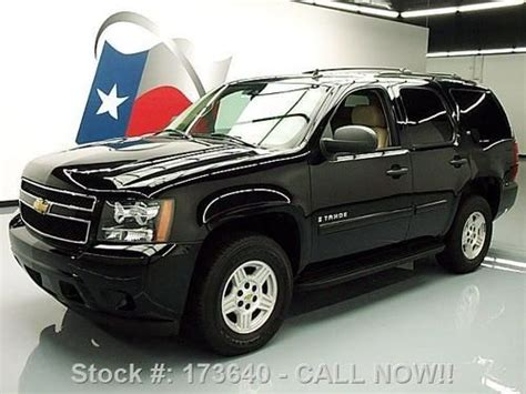 sell used 2011 chevy tahoe lt 4x4 8 passenger leather nav