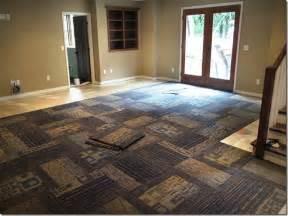 carpeting a basement floor ideas carpet tile design ideas cheapest carpet tiles