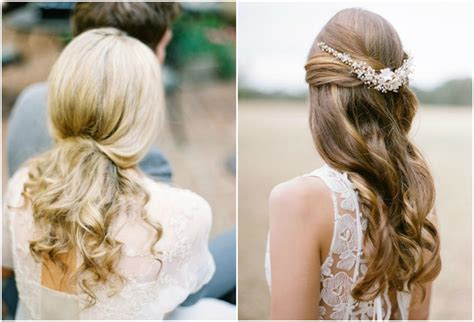 Wedding Hairstyles For Relaxed Hair by Relaxed Wedding Hairstyles