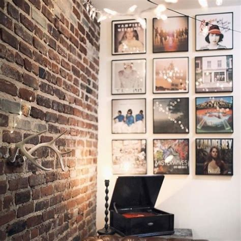 bedroom records best 25 record wall art ideas on pinterest