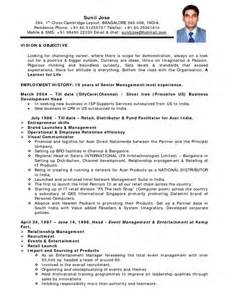 Best Resume by Best Ceo Resumes Free Resume Templates