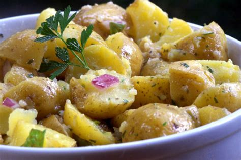 barefoot contessa side dishes barefoot contessas herb potato salad recipe healthy