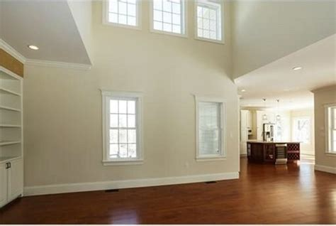 painting an open floor plan