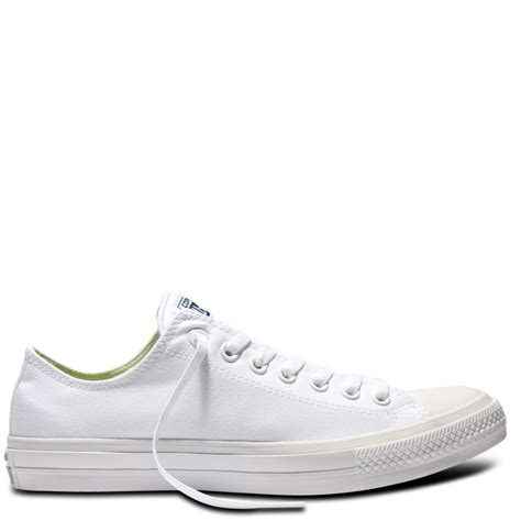 Converse All Low White chuck all ii low top white converse australia