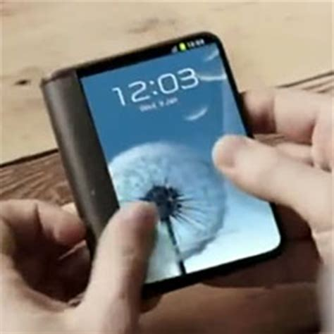 """samsung exec shares news on bendable screen phones """"right"""