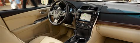 toyota camry 2017 interior 2017 toyota camry in kinston nc at massey toyota
