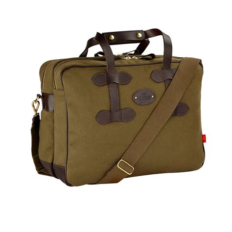 Bags The Bag Snob 2 by Mens Canvas Pilot Bag Crafted In Cumbria