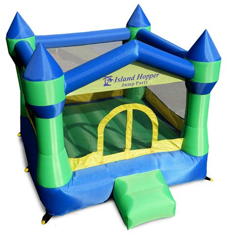 bounce house party jump party island hopper