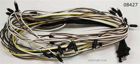 wiring harness for triton snowmobile trailer scooter