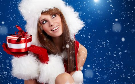 imagenes d santa claus sexi 1920x1200 she is santa claus desktop pc and mac wallpaper