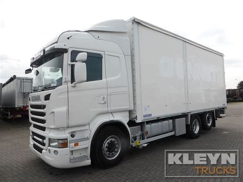 scania second trucks for sale used and second truck scania closed box r