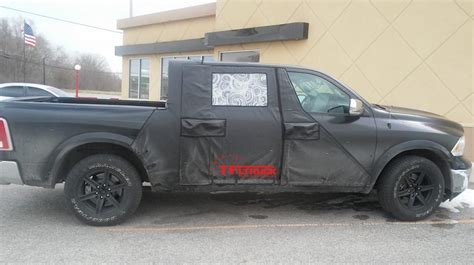 2019 Dodge Ram Prototype by Is This The Next Generation 2019 Ram 1500 Mega Cab 4x4