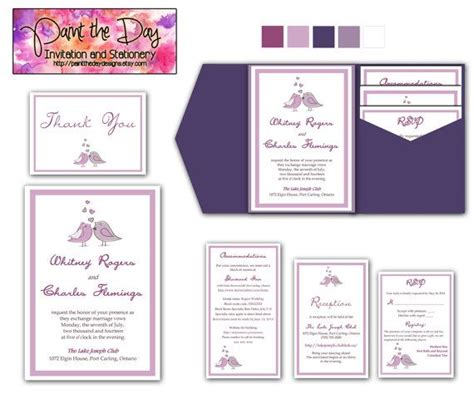 templates for card inserts birds groom wedding pocketfold microsoft word