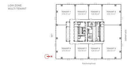 cross floor plan aia capital center cross section floor plan