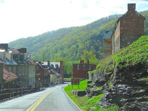 harpers ferry national park foundation entering harper s ferry picture of harpers ferry