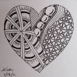 Simple zentangle patterns quote