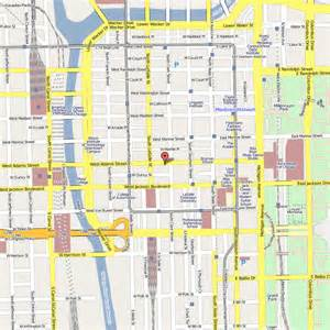 Map Of Hotels In Chicago by Central Loop Hotel Chicago Illinois Reviews And Rates
