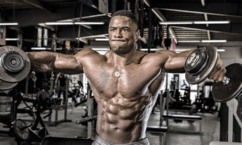 Contest Alert Shoulders And Cosmopolitan Magazines Turner Of The Year Contest by How To Get Your Shoulders To Progress Iron Magazine