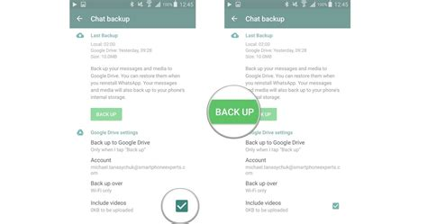 backup whatsapp android how to restore whatsapp messages from drive to android