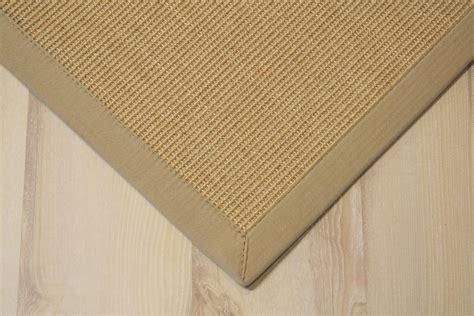 teppiche joop sisal carpet manaus with border 80x160 cm 100