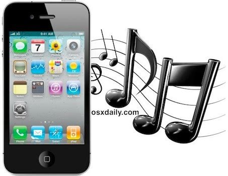 secret iphone ringtones   mac