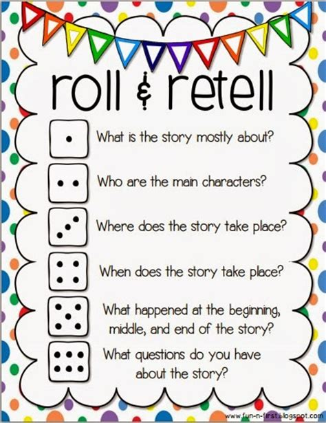 retell new year story an apple for the roll and retell building