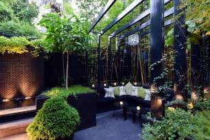 modern landscape architecture in the garden two exotic urban projects interior design ideas