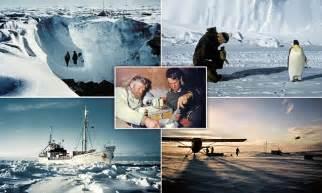 crossing  antarctica  reveal life