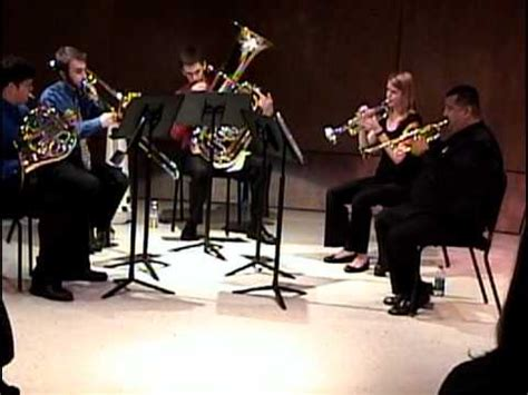 Plog 4 Sketches by Four Sketches For Brass Quintet By Anthony Plog