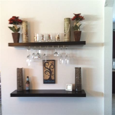 cabinet wine glass rack ikea wine glass rack shelf sosfund