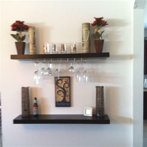 Wine Glass Rack Shelf   Sosfund