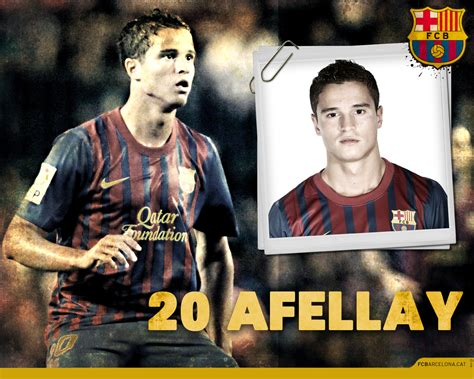 fc barcelona wallpaper widescreen fcb 20 afellay v1328259538 free desktop wallpapers for
