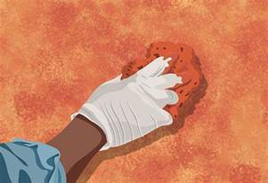 sponge faux painting techniques project guide sponging on at the home depot