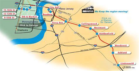 patco map philadelphia commentary 04 01 2003 05 01 2003