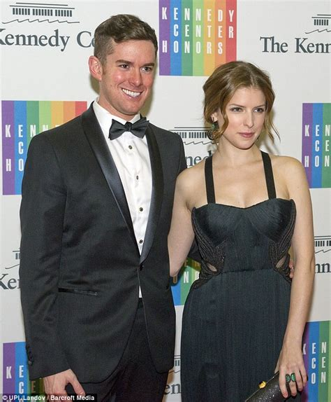 alex kendrick anna kendrick anna kendrick dazzles in a ladylike black gown at kennedy