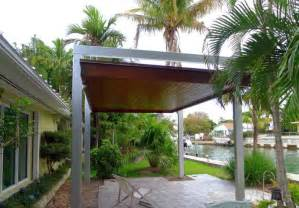 Modern Outdoor Pergolas by Modern Pergola Kit For Poolside Outdoors Pinterest