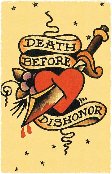 sailor jerry heart tattoo designs sailor tattoos and designs page 51