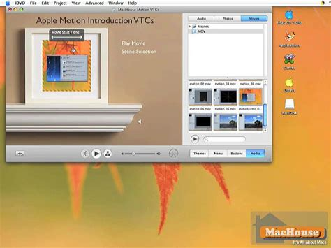 idvd format for dvd player making your own dvd with imovie hd and idvd 08 machouse