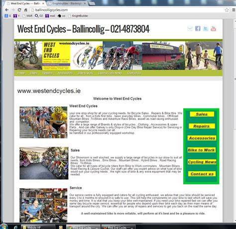 liquid layout web design website styles packages web design cork