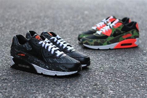 Sepatu Murah Nike Airmax90 11 atmos x nike air max 90 premium camo pack available at bodega sole collector