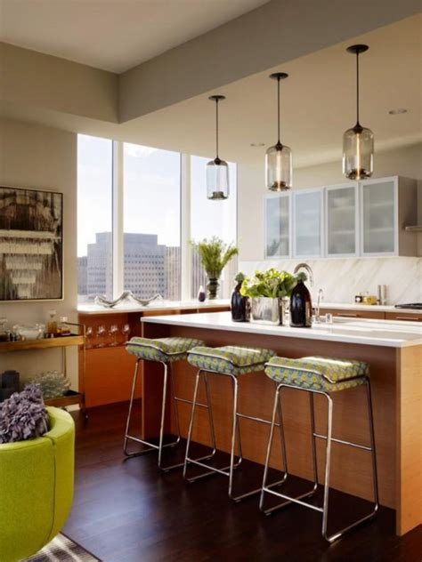 Kitchen Island Counter by 10 Amazing Kitchen Pendant Lights Over Kitchen Island Rilane