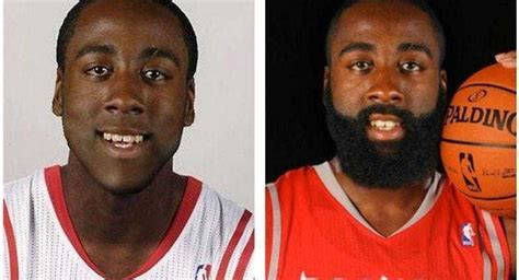 james harden beard 5 amazing james harden photos without long beard