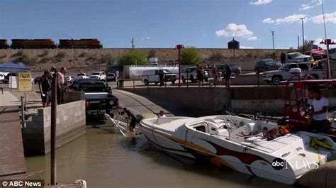boating accident colorado survivors describe total chaos during colorado river