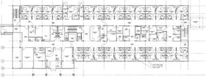 mental hospital floor plan acute care acute psychiatric care