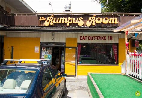 Rumpus Room Definition by The Rumpus Room Fried Bacon Waffle Burgers
