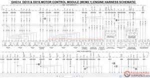 ddec v wiring diagram get free image about wiring diagram