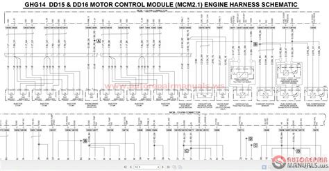 ddec v wiring diagram get free image about wiring diagram