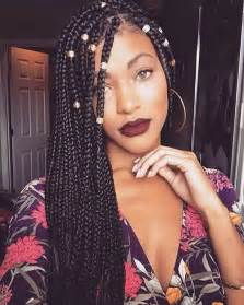 can i get box braids if i hair 17 best ideas about box braids on pinterest black hair