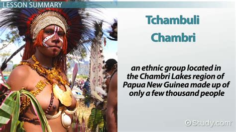 Performing Arts Resume Examples by Tchambuli Tribe Culture Amp Gender Roles Video Amp Lesson