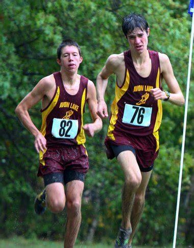 avon lake high school boys cross country team claims
